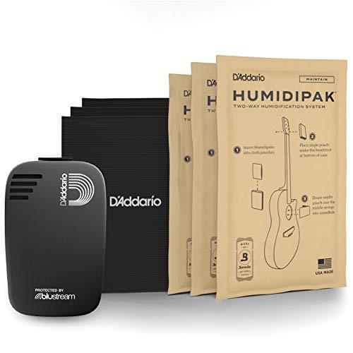 D'Addario Humidikit, Humiditrak / Humidipak Bundle