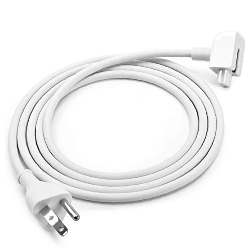 Apple Mac Power Cable White 1.8m Us Extension Cable for Apple Mac Ipad Air MacBook Pro Charger Cord