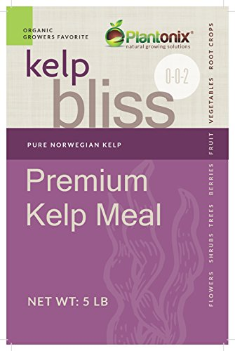 Kelp Bliss Pure Norwegian Kelp Meal (0.9-0-2) (5 lb)