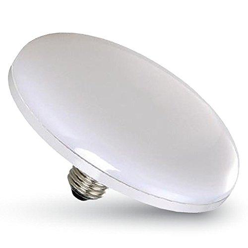 UFO LED Lampe SMD 24W İ27 F150 warmweiß 3000K 2610LM 120° - VT-7161, Standard