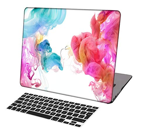 Laptop Case for MacBook Air 13 inch Model A1369/A466,Neo-wows Plastic Ultra Slim Light Hard Shell Cover Compatible MacBook Air 13 Inch No Touch ID,Colorful B 79