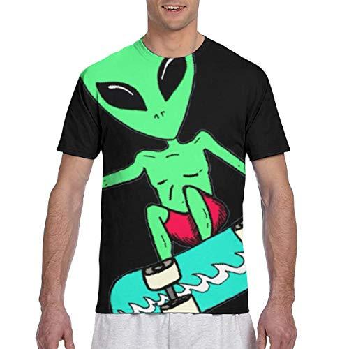 Aliens T shirt Toy Story Homme Disney Glow in Dark 100/% coton UK Tailles M à XXL