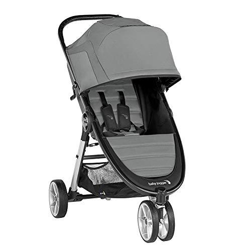 Baby Jogger City Mini 2 Stroller - 2019 | Compact, Lightweight Stroller | Quick Fold Baby Stroller, Slate