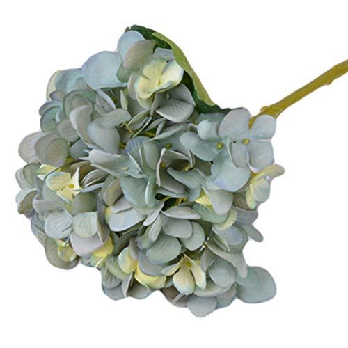 Dooxii Flores Artificiales Decoración para Hogar Fiesta de Boda de Jardín