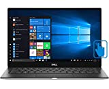 Dell XPS7390 13' InfinityEdge Touchscreen Laptop, Newest 10th Gen Intel i5-10210U, 8GB RAM, 256GB SSD, Windows 10 Home
