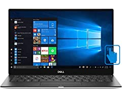 "13.3"" Touchscreen InfinityEdge Full HD (1920 x 1080) Display, Intel UHD Graphics 10th Gen Intel Core i5-10210U Processor, 8GB RAM, 256GB PCIe NVMe M.2 SSD 2x Thunderbolt 3 with PowerDelivery & Display Port, 1x USB-C 3.1, 1x MicroSD Card Reader Backli..."