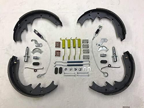 CarLSON Kit de réparation de freins arrière pour grand Cherokee ZJ 1993-1996 Taille des tambours 25,4 cm