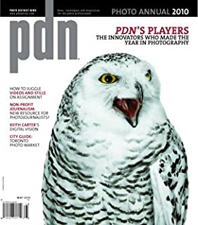 Photo District News (PDN) - May 2010, Photo Annual 2010