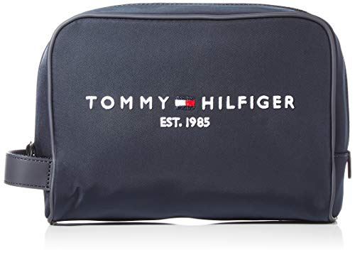 Tommy Hilfiger TH Established, Bolso para Hombre, Desert Sky, One Size