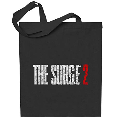Cloud City 7 The Surge 2 Logo White Totebag
