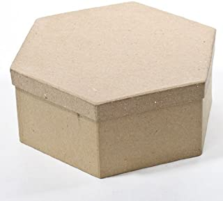 large hexagon box