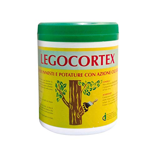 Legocortex mastice per innesti e potature con azione cicatrizzante 500g