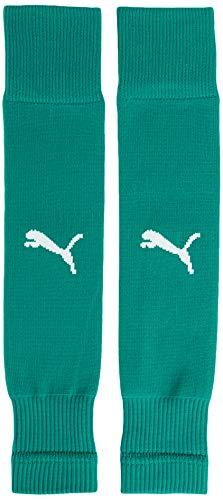 PUMA Herren teamGOAL 23 Sleeve Socks Stutzen, Pepper Green, 3