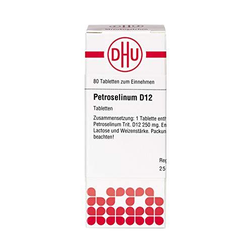 DHU Petroselinum D 12 Tabletten, 80 St. Tabletten