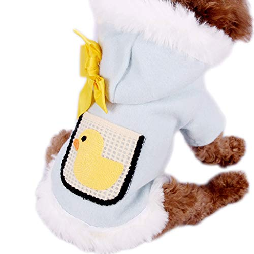 Huisdier benodigdheden Huisdier Kleding XS/S/M/L/XL Winter Plus Fluweel Leuke Kleine Hond Rok Kleding Kostuums