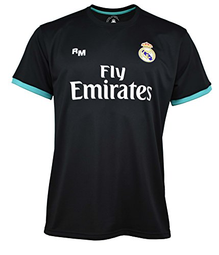Real Madrid Ronaldo Trikot Herren XXL schwarz/blau