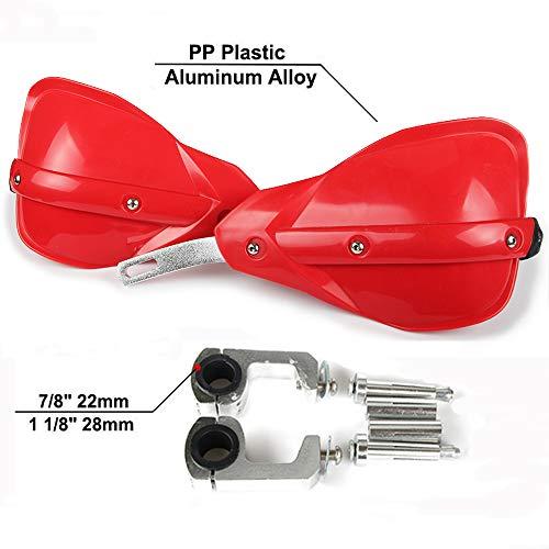 Manillar de Motocicleta Universal con Bloqueo de Palanca de Freno y Bloqueo de Seguridad antirrobo Fast Pro Suzuki RM85 RM125 RM250 RMZ250 RMZ450 Dorado