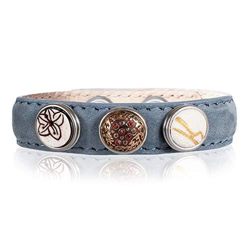 Noosa petite Armband wrap classic skinny Denim, Größe:S