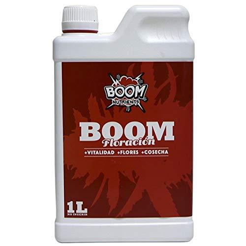 Boom Nutrients | Abono de Floración Líquido/Fertilizante para Plantas/Abono para Flores |...