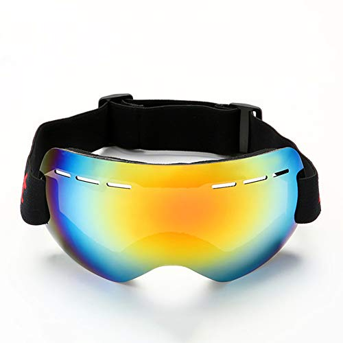 YotnT bril, grote sferische skibrillen, winddicht en sneeuwblind, bergbeklimmen, buiten