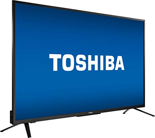 All New Toshiba 50LF621U21 50-inch Smart 4K UHD with Dolby Vision - Fire TV Edition, Released 2020