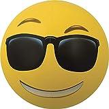 Coconut Float Emoji Beach Ball Sunglasses - Cool Shades Emoji 18 in Beach Ball
