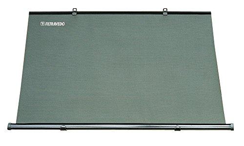 WEYER 900200 - Persiana solar para la ventana trasera, 60 x 110 cm