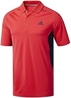 Polo Sport Homme Adidas Club Solid Orange