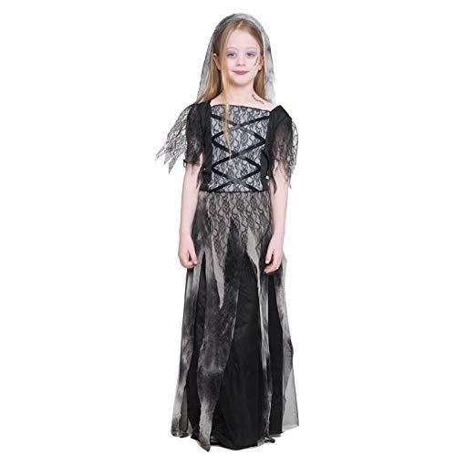 Disfraz Novia Espíritu para Niña Halloween (10-12 años) (+ Tallas)