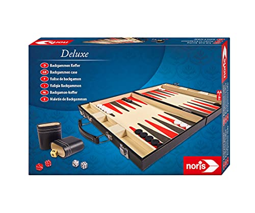 Noris Noris 606101712 - Deluxe Backgammon Bild