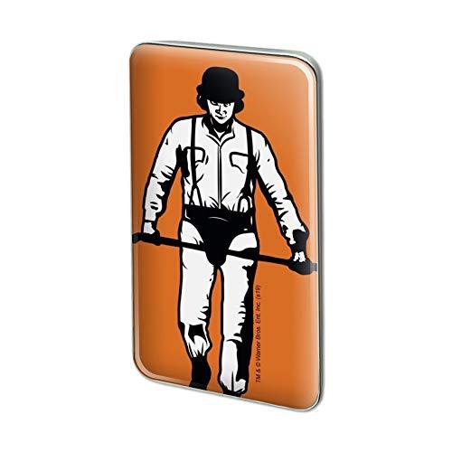 GRAPHICS & MORE A Clockwork Orange Alex Character Metal Rectangle Lapel Hat Pin Tie Tack Pinback
