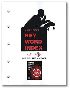 Tom Henry s Key Word Index Based on The 2020 NEC Code