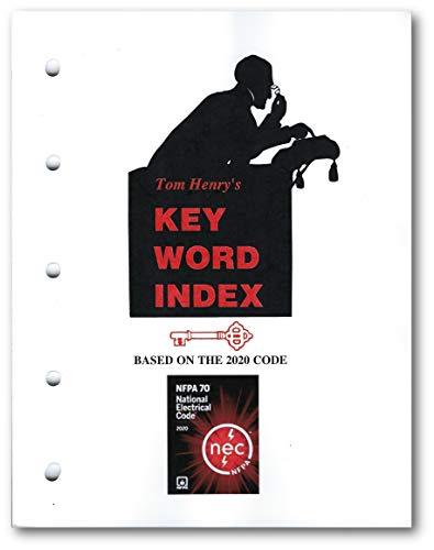 Tom Henry's Key Word Index Based on The 2020 NEC...