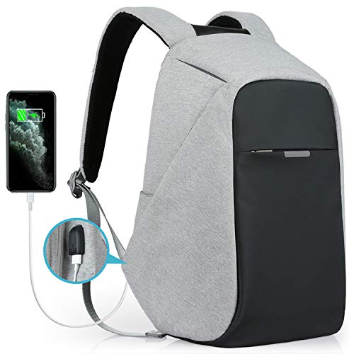 Product Image of the Oscaurt Laptop Backpack, Anti-theft Travel Backpack, Business School Bookbag...