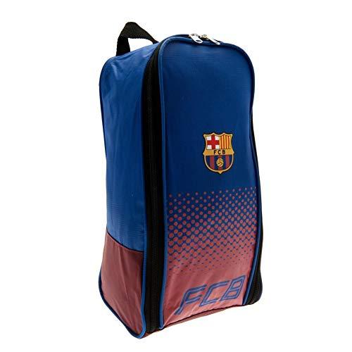FCB FC Barcelona - Bolsa para zapatos con diseño degradado (35 x...