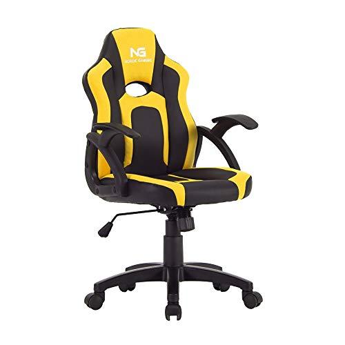 PKline Nordic Gaming Stuhl Gamer Sessel Drehstuhl Bürostuhl Chefsessel Schreibtisch