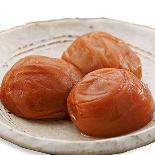 梅色生活 紀州南高梅A級品 特選梅干 白干梅 塩分15% 1.2kg