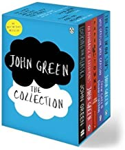 John Green Collection Box Set The Fault in Our Stars Looking for Alaska Paper