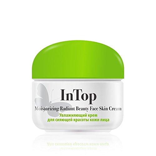 TianDe 15508, 50g, crème hydratante éclaircissante pour le visage, soin spécial pour les peaux mixtes: zone T sous contrôle