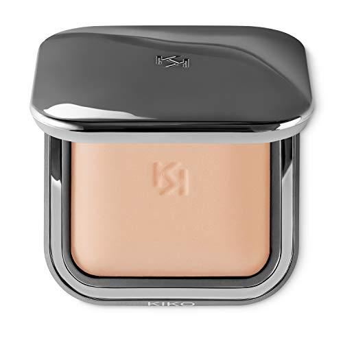 KIKO Milano Glow Fusion Powder Highlighter, illuminante in polvere 01, 30 g (etichetta in lingua italiana non garantita)