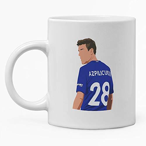 Chelsea Azpilicueta - Taza de café, taza de té, 325 ml