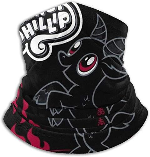 The Witch My Little Black Phillip Pony Mix Unisex Microfibra calentador de cuello Mas-k Bandanas al aire libre Multifuncional Bufanda de cuello Braga Pasamontañas