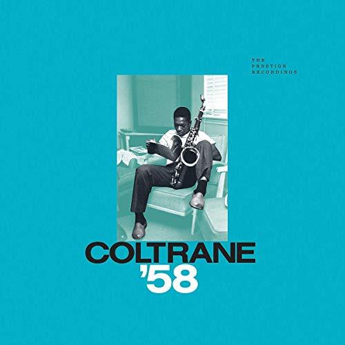 Coltrane '58: The Prestige Recordings (Ltd. LP Box) [Vinyl LP]