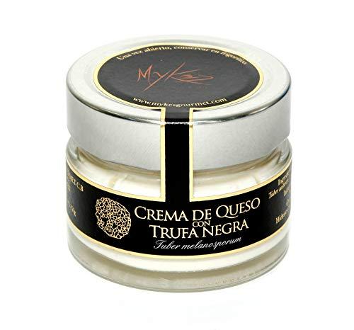 Mykés Gourmet Crema de Queso Puro de Oveja con Trufa Negra 2750 g