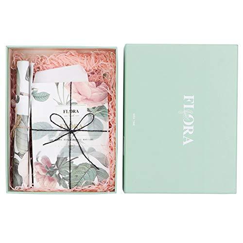 Kit di notepad ufficiale con quaderno personalizzato per diario di viaggio(Gift Box)