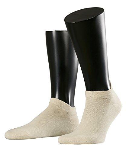ESPRIT Herren Basic Uni 2-Pack M SN Hausschuh-Socken, Blickdicht, Beige (Cream 4011), 43-46 (2er Pack)