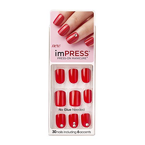 Impress Press-On Manicure Tweetheart Review​