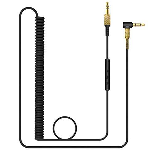 ILS koptelefoon 3,5 mm 3,5 mm jack voor Beats Solo voor Studio Mixr Sony koptelefoon 1.25m-2 m Stretch