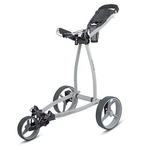 Big Max Trolley Blade IP 3 Roue pliable, gris