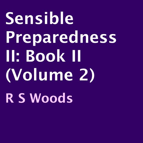 Sensible Preparedness II, Book II (Volume 2) audiobook cover art